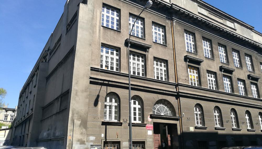 Budynek przy Jaracza 26