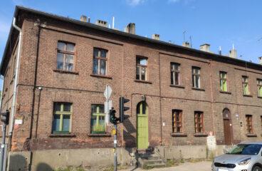 Budynek przy ulicy Przędzalnianej 67