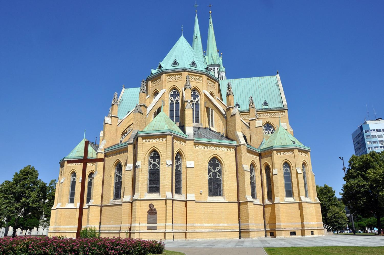 Katedra w Łodzi
