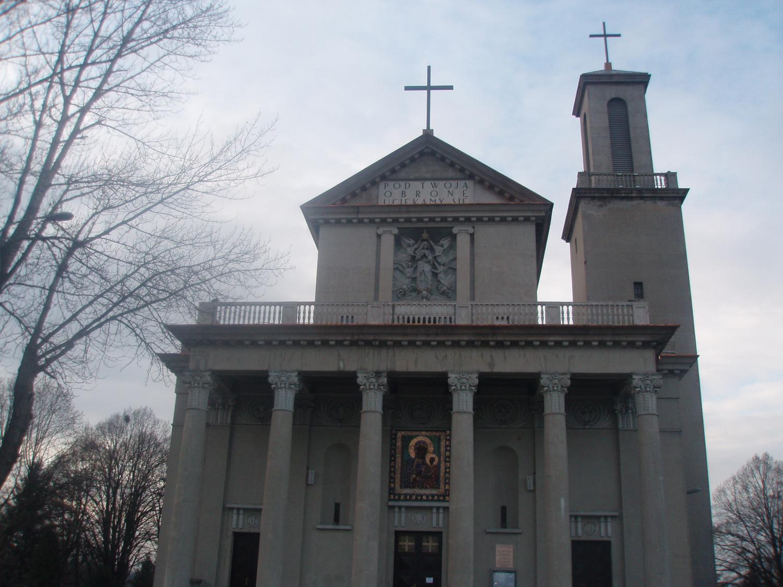 Kościół pw. Matki Boskiej Zwycięskiej