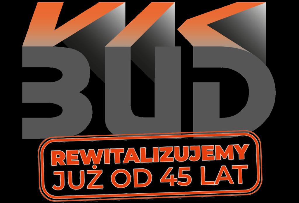 Logo VIK-BUD na 45 rocznicę firmy