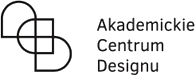 Logo Akademickiego Centrum Designu
