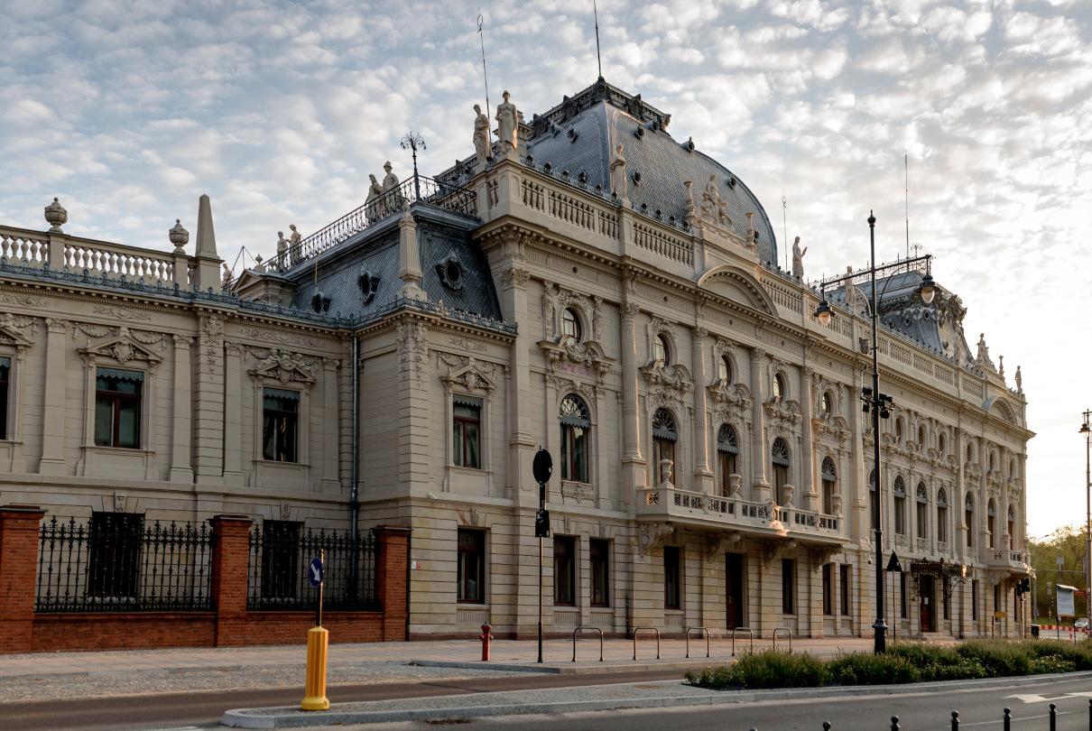 Pałac Poznańskich w Łodzi