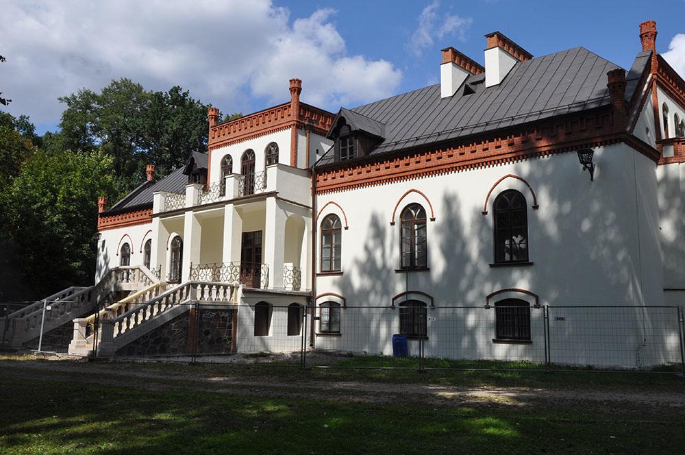 Pałac w Ujeździe